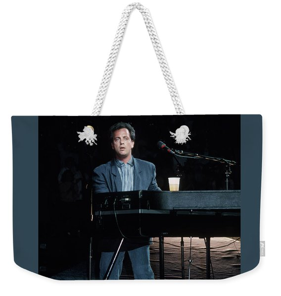 Billy Joel Weekender Tote Bag