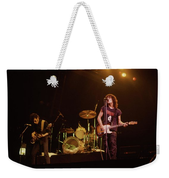 Billy Squier Weekender Tote Bag