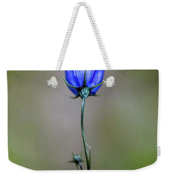 Blue Bell Weekender Tote Bag