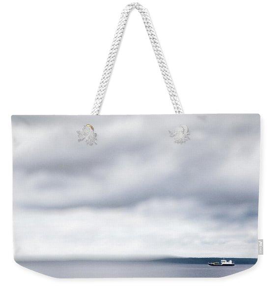 Boat #9224 Weekender Tote Bag
