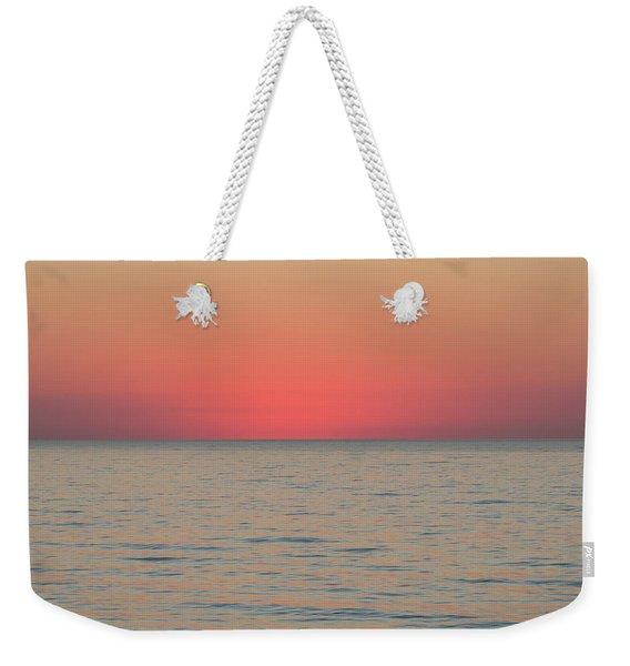 Boiling The Ocean Weekender Tote Bag