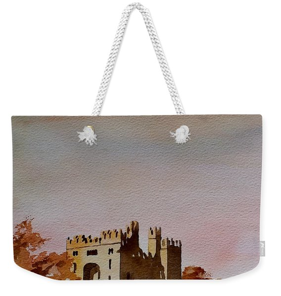 Bunratty Castle, Clare Weekender Tote Bag