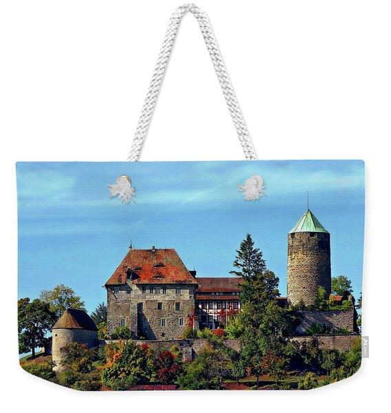 Burg Colmberg Weekender Tote Bag