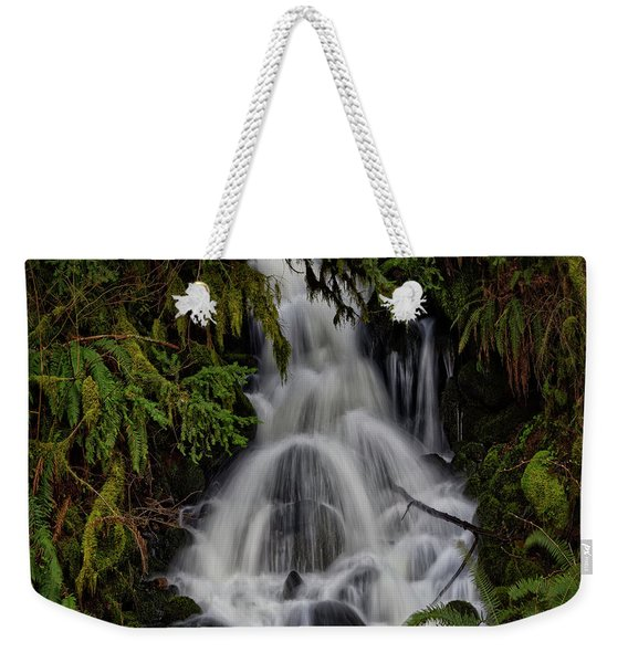 By The Side Of The Road Weekender Tote Bag
