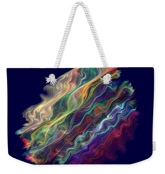 Captive Waves Weekender Tote Bag