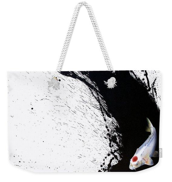 Carpe Diem Weekender Tote Bag