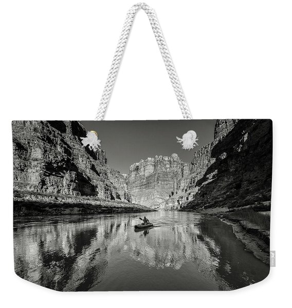 Cataract Canyon Weekender Tote Bag
