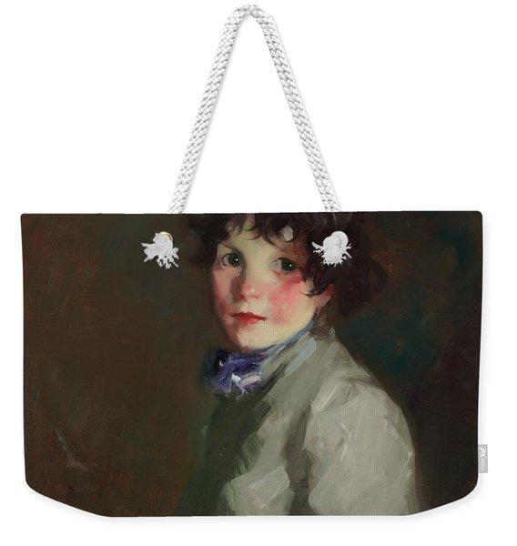 Catharine Weekender Tote Bag