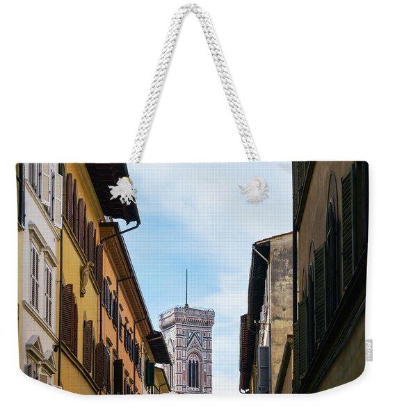 Cattedrale Di Santa Maria Del Fiore, Florence Weekender Tote Bag