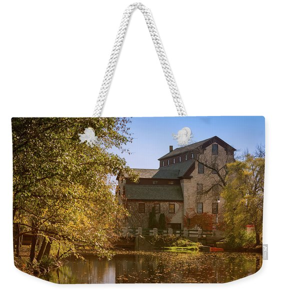 Cedarburg Mill Weekender Tote Bag
