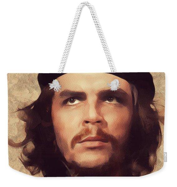 Che Guevara, Historical Figure Weekender Tote Bag