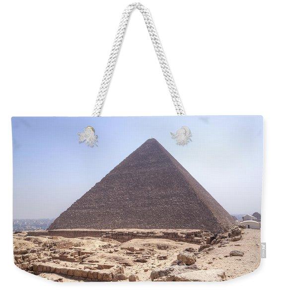 Cheops Pyramid - Egypt Weekender Tote Bag
