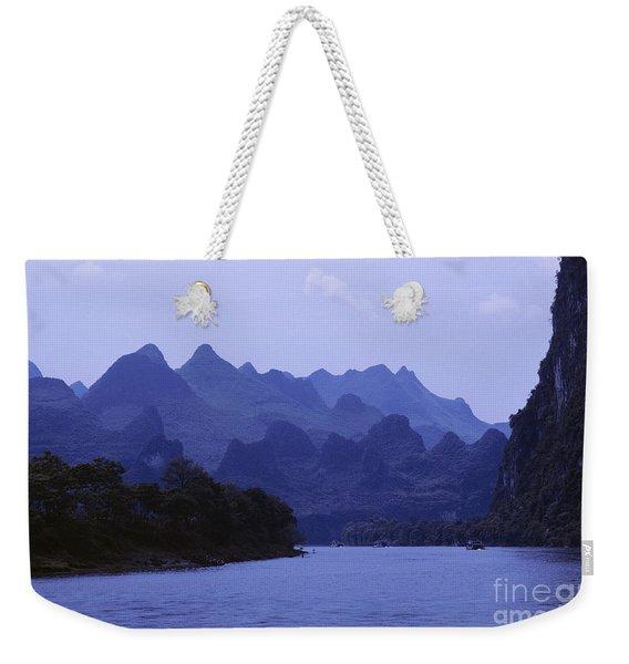 China, Guilin Weekender Tote Bag