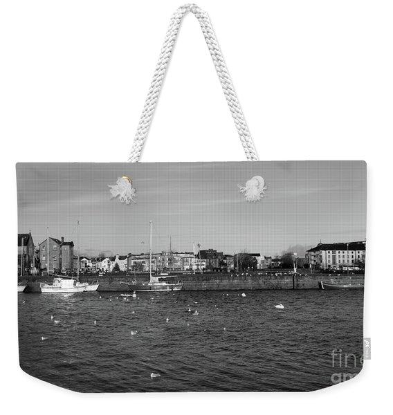 Claddagh  Weekender Tote Bag