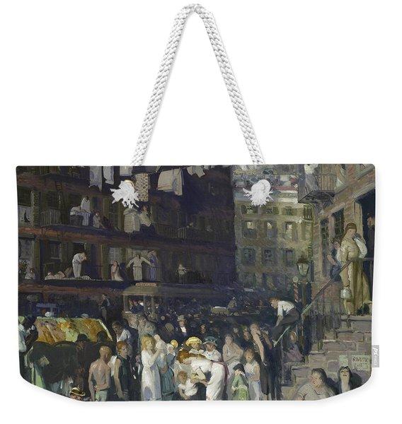 Cliff Dwellers Weekender Tote Bag