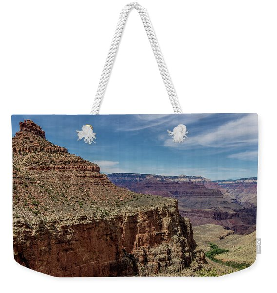 Cliffs In The Grand Canyon Weekender Tote Bag