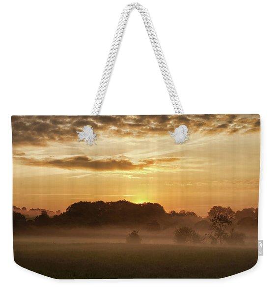 Coagh Dawn Weekender Tote Bag