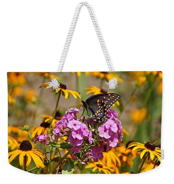 Colorful Weekender Tote Bag
