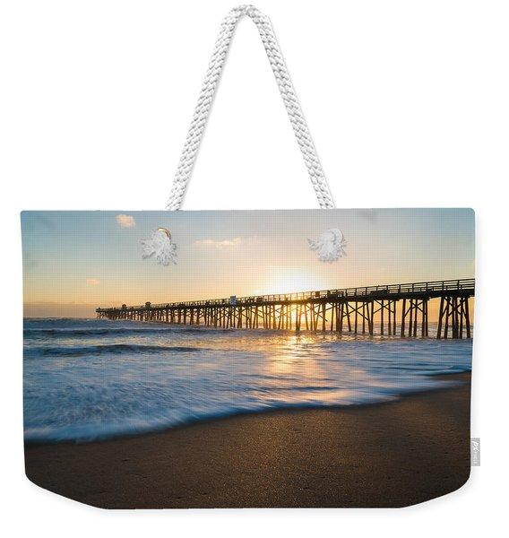 Colorful Start Weekender Tote Bag