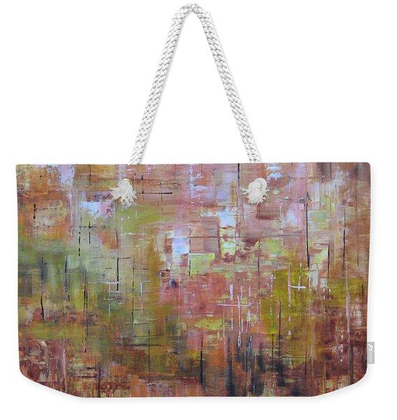 Communicate Weekender Tote Bag