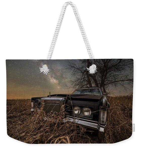Continental  Weekender Tote Bag