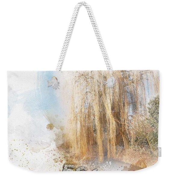 1 Corinthians Chapter 10 Next Weekender Tote Bag