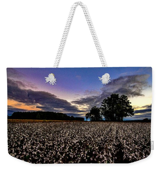Cotton Patch  Weekender Tote Bag