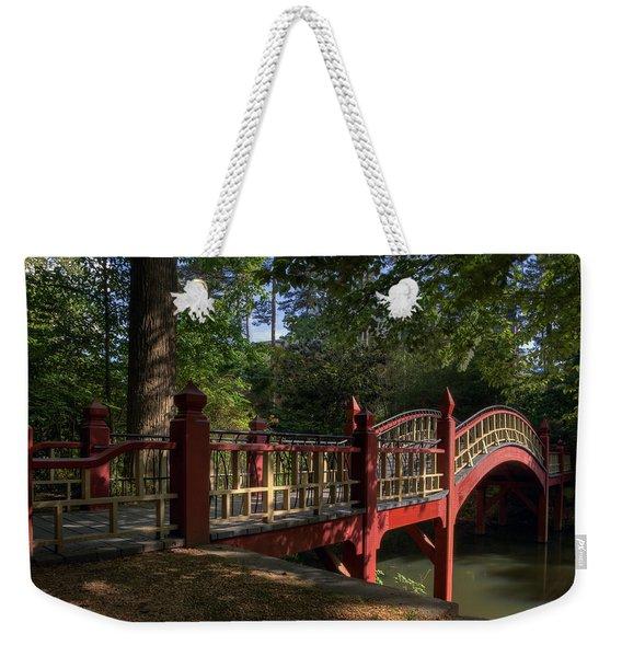 Crim Dell Bridge Weekender Tote Bag