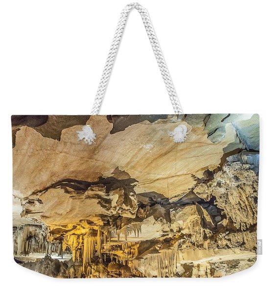 Crystal Cave Sequoia National Park Weekender Tote Bag