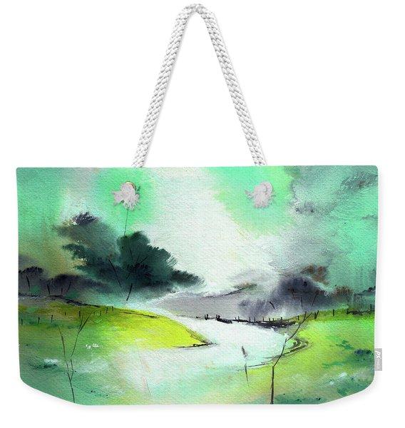 Dawn Weekender Tote Bag
