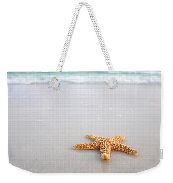 Destin Florida Miramar Beach Starfish Weekender Tote Bag