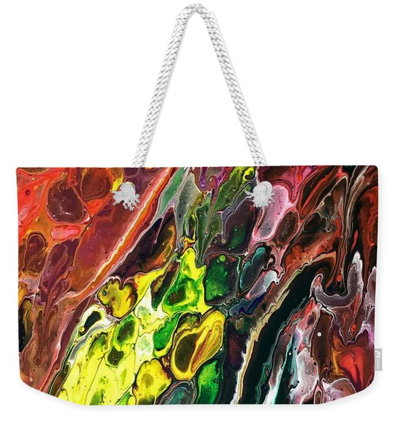 Detail Of Auto Body Paint Technician 2 Weekender Tote Bag