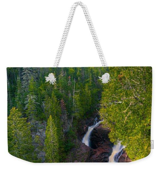 Devil's Kettle  Weekender Tote Bag