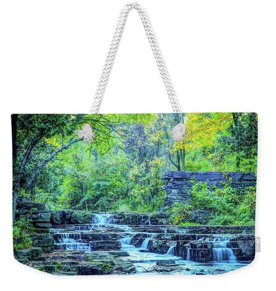 Devils River 2 Weekender Tote Bag