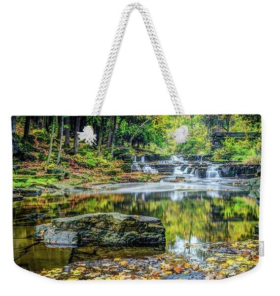 Devils River 3 Weekender Tote Bag