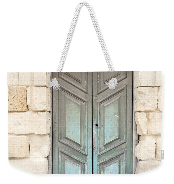 Doors Of The World 87 Weekender Tote Bag