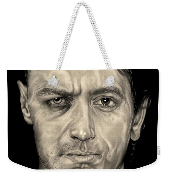 Double Jeopardy Weekender Tote Bag
