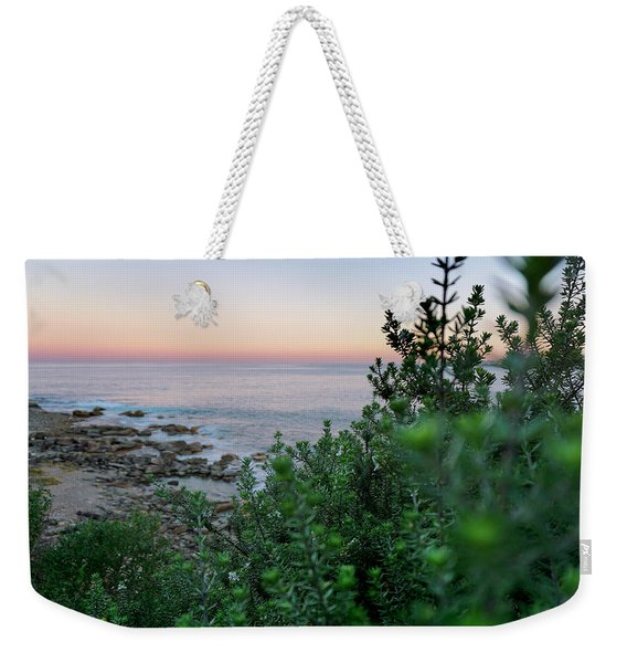 Down To The Water Weekender Tote Bag