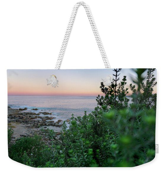 Down To The Water Weekender Tote Bag