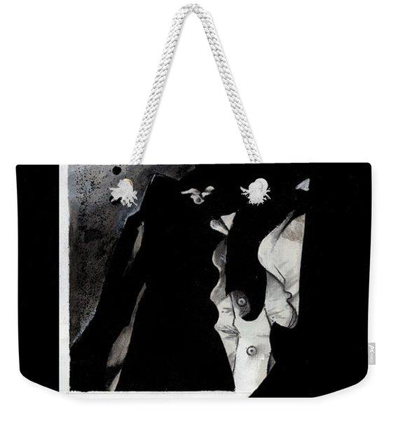 Dracula Movie Poster 1931 Weekender Tote Bag