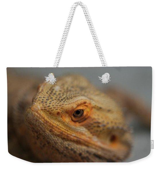 Dragon Eye - 0142 Weekender Tote Bag