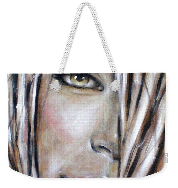 Dream In Amber 120809 Weekender Tote Bag