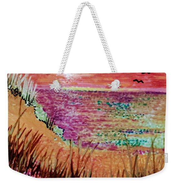 Dune Dreaming Weekender Tote Bag