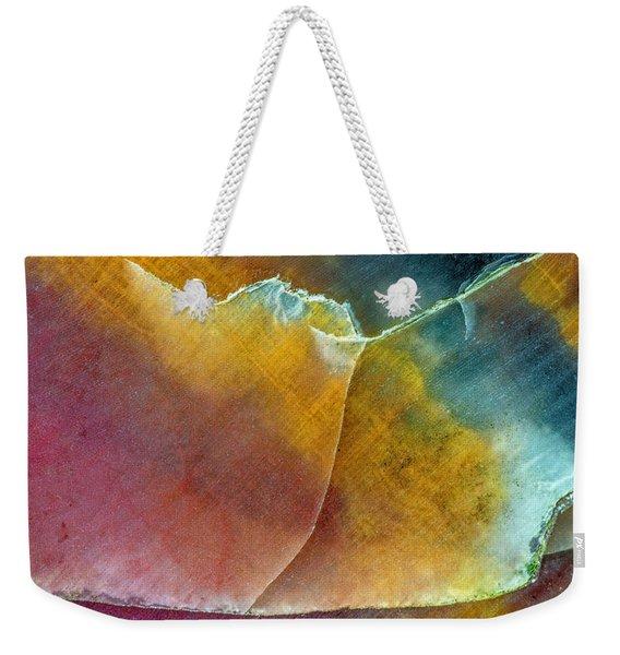 Earth Portrait 001 Weekender Tote Bag