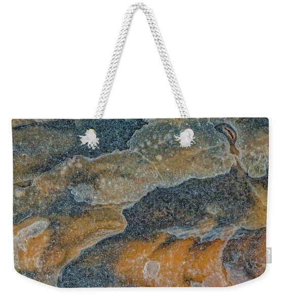 Earth Portrait 283 Weekender Tote Bag