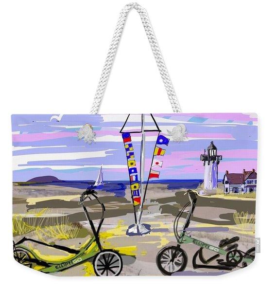 East Coast Elliptigo Classic Weekender Tote Bag