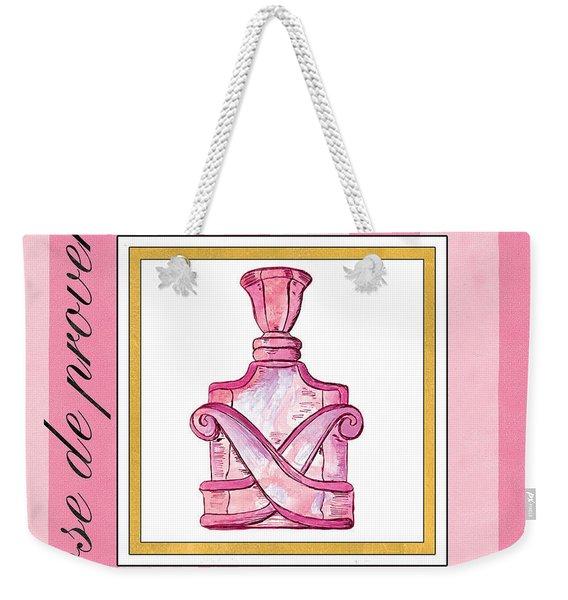 Eau De Parfum Weekender Tote Bag