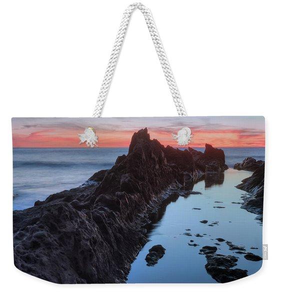 El Golfo - Lanzarote Weekender Tote Bag