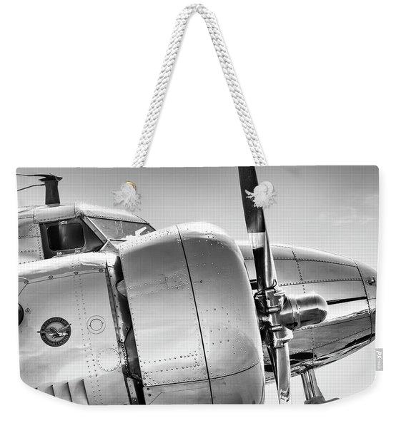 Electra Profile Weekender Tote Bag