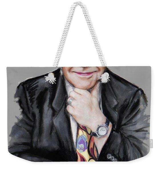 Elton John Weekender Tote Bag